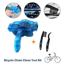 Bicycle Chain Cleaner Scrubber Brushes Mountain Bike Wash Tool Set Cycling Kit