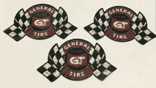3 Gt General Tire Racing Decals Stickers 25x45 Offroad Utv Ultra4 Lsfest Koh