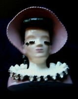Valerie by Betty Lou Nichols 7 3/4 inch head vase