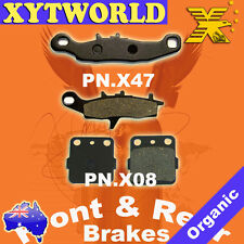 FRONT REAR Brake Pads KAWASAKI KX 85 2001-09 2010 2011 2012 2013 2014 2015 2016