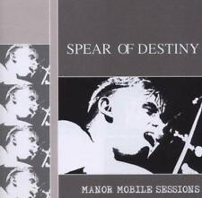 CD - Spear of Destiny - Manor Mobile Sessions CD   New, not sealed