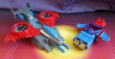 Vintage Hasbro Transformers G1 Ultra Pretender Skyhammer Top Shell & Figure