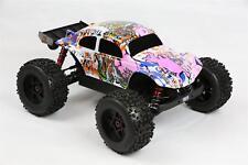 Custom Buggy Body Graffiti Pig for ARRMA Outcast Notorious 1/8 Car Cover Shell