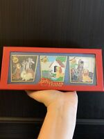 Lady and the Tramp 65th Anniversary 2020 LE 1000 Disney 3 Boxed Pin Set -Jock