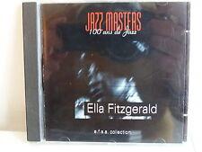 CD ALBUM Jazz masters 100 ans de jazz ELLA FITZGERALD