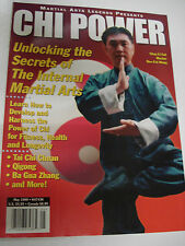 5/1999 Martial Arts Legends Presents CHI POWER with Doc-Fai Wong