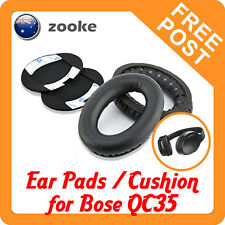 Replacement Ear Pads Cushion for Bose QuietComfort QC35 Headphones