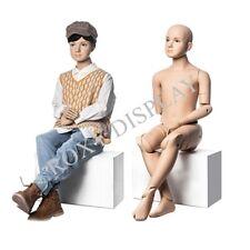 10 Year Old Kids Flexible Mannequin Display Mz Km10y