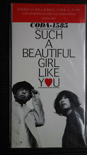 "Pizzicato Five ‎– Such A Beautiful Girl Like You  3"" CD  JAPAN  CODA-1585   mint"