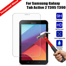 HD Tempered Glass Screen Protector for Samsung Galaxy Tab Active 2 T395 T390 8.0
