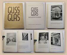 Klapheck Gussglas 1938 Bauhaus Neue Sachlichkeit Architektur Bauwesen Design xy