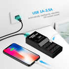 Multi+12+Port+USB+Charging+Station+Hub+Desktop+Wall+Cell+Phone+Charger+Organizer