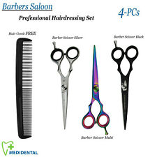 Range Of Professional Hairdressing Sharp Shears Barber Salon Cutting Scissors CE