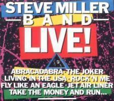 Live! (Rem.) von Steve Miller (2011)