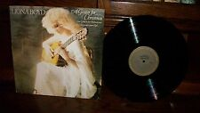 Leona Boyd-A Guitar For Christmas Record Album LP