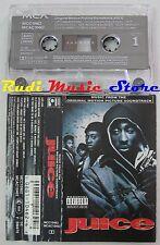 MC JUICE ORIGINAL SOUNDTRACK 1991 SOUL MCC10462 GERMANY no cd lp dvd vhs