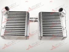 FIT FOR NISSAN 90-96 300ZX TWIN TURBO Z32 SIDE MOUNT BOLT ON ALU INTERCOOLER