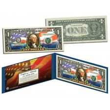 United States of America Flag Legal Tender $1 Bill Colorized - New USA Design