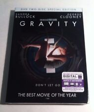 NEW Gravity (DVD, 2013, Special Edition - 2-Disc Set)