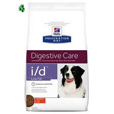 HILL'S PRESCRIPTION DIET i/d low fat 12 kg per cane con disturbi intestinali