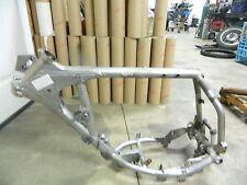 08 Kawasaki KL KLR 650 KL650 E KLR650 frame chassis