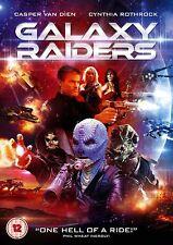 GALAXY RAIDERS Casper Van Dien Cynthia Rothrock DVD in Inglese NEW .cp