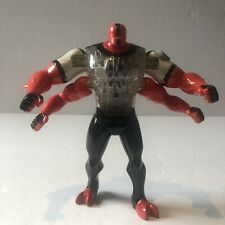 Bandai Ben 10 Four Arms Omniverse Punch Action Action Figure