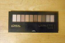 1 palette Loreal La Palette Eye Shadow Nude 1 1001 Ways To Wear Nude sealed