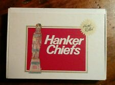 Vintage HANKER CHIEFS Box Only - Beautiful!!