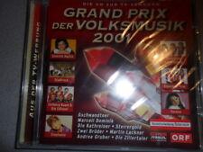 Alpentrio Tirol Zellberg Buam Edlseer../Grand Prix Der Volksmusik 2001 ovp/CD