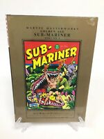 Golden Age Sub-Mariner Volume 3 Collects #9-12 Marvel Masterworks HC New Sealed