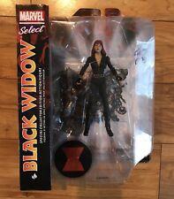 "Marvel Select BLACK WIDOW 7"" Action Figure Diamond Select Toys **NEW**"