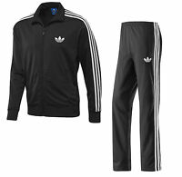Mens Adidas Originals ADI Firebird Tracksuit Suit Pants Track Jacket Top S to XL