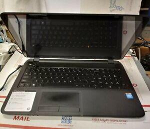 HP Touchsmart Notebook 15-f010wm HDMI Windows 10. Web Cam. WiFi