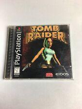 Tomb Raider Cib (Sony PlayStation 1, 1996)