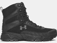 Under Armour UA Valsetz. Black Military Tactical Boots. Sz 11