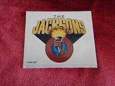"MICHAEL JACKSON STICKERS 80'S MEMORABILIA VINTAGE RARE CLASSIC 2.5X3"""