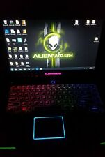 Dell Alienware m14x R1 (14inch) 320GB HDD Laptop i5 2.4GHz 2GB RAM