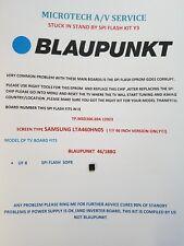 Blaupunkt 46/188G, TP.MSD306.69A 12023, LTA460HN05, SPI FLASH EPROM Kit Di Riparazione