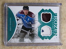 11-12 UD Artifacts Dual Jersey Patch #FA-PS PAUL STASTNY /35
