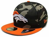Rip Right 59Fifty™ Fitted Denver Broncos Camo Hat By New Era® Size