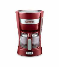 DeLonghi 5 Cup Coffee Maker w/Permanent Filter 220 VOLTS FOR EUROPE/AFRICA/ASIA