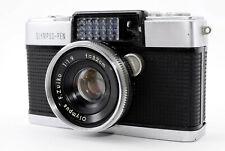**VERY GOOD** Olympus Pen D Half Frame Film Camera 32mm F/1.9 Lens Japan  831033