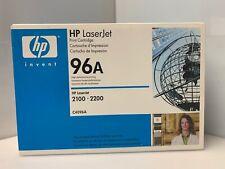 HP C4096A BLACK TONER CARTRIDGE FACTORY SEALED BOX 96A