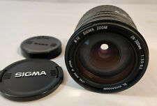 Sigma  28-300mm f/3.5-6.3 DL Aspherical IF Wide Angle-Telephoto HyperZoom