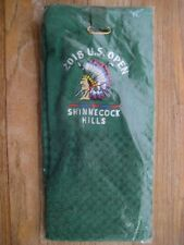 USGA 2018 US Open Golf Shinnecock Hills New in Package Embroidered Bag Towel