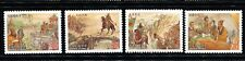 China Taiwan 2005 year Romance of Three Kingdoms 3 stamps