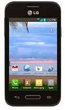 GOOD!!! LG Optimus Fuel L34C Android Camera WIFI CDMA Touch TRACFONE Cell Phone