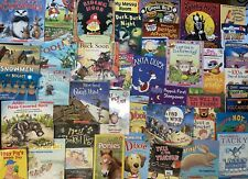 Lot Of 10 RANDOM Mixed SCHOLASTIC Young Children's Books K-5 Classroom Easy Read
