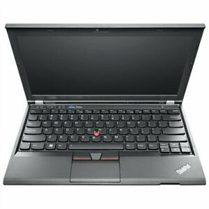 PC NOTEBOOK LENOVO X230 THINKPAD INTEL i5 3230M 3,20Ghz  SSD128  RAM 8Gb WebCam